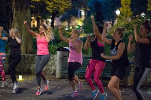 Workout Amsterdam Events