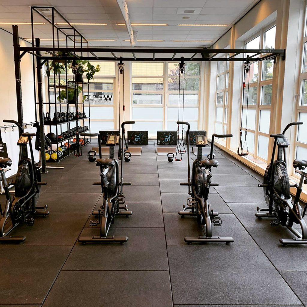 Sportschool Amstelkwartier